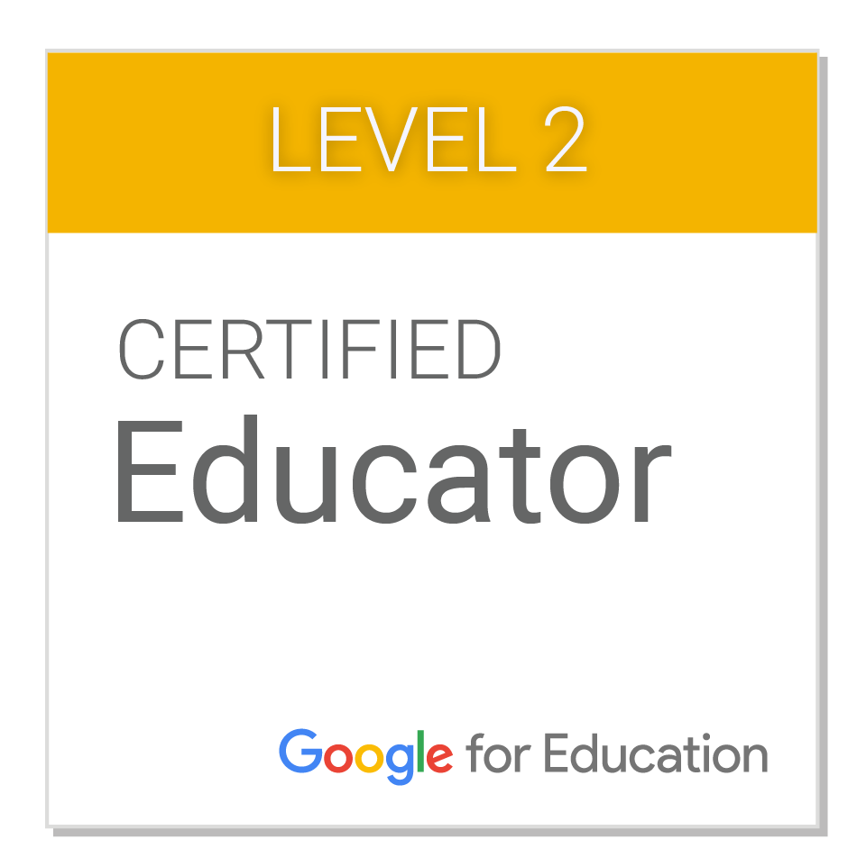 Google certified educator alex lancia my tweets xflitez Images